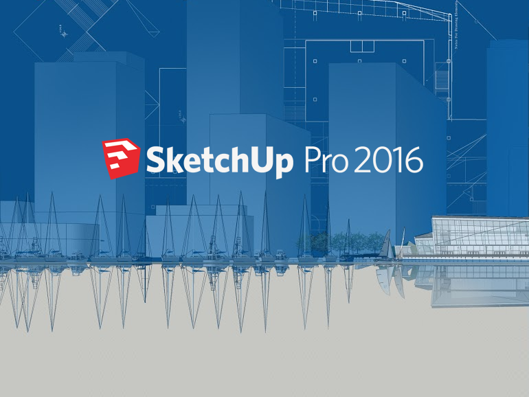 The SketchUp 2016 plug-in for Artlantis 6 is here