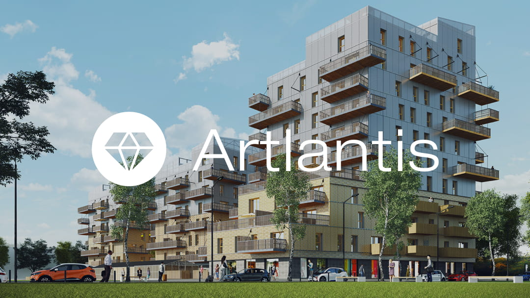 Artlantis 2019 - 3D Rendering Software